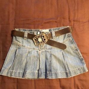 C&A CLOCKHOUSE Denim Mini Skirt